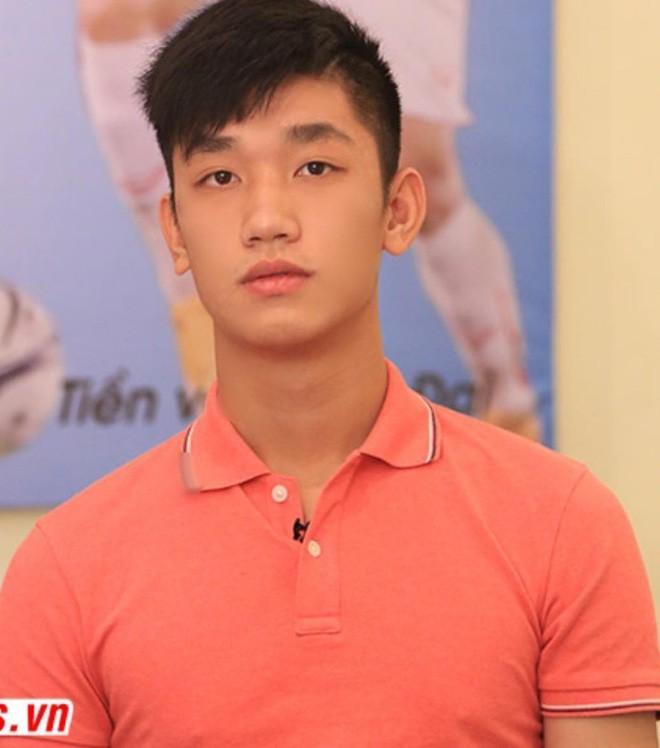 Đếm không hết hotboy của U23 Việt Nam, đây là Nguyễn Trọng Đại - chàng cầu thủ cao 1m84! - Ảnh 1.