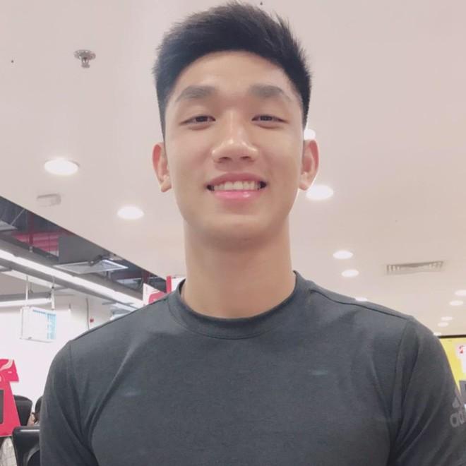 Đếm không hết hotboy của U23 Việt Nam, đây là Nguyễn Trọng Đại - chàng cầu thủ cao 1m84! - Ảnh 2.