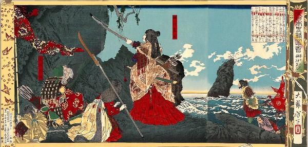 Onna bugeisha: Câu chuyện về nữ Samurai Nhật Bản, xung trận như nam giới, sẵn sàng quyên sinh để bảo vệ danh dự - Ảnh 5.