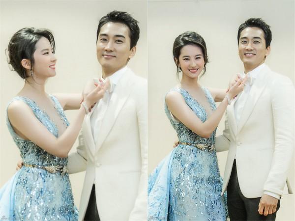 3 năm hò hẹn, chuyện tình Song Seung Hun - Lưu Diệc Phi kết thúc buồn như phim Third Love - Ảnh 5.