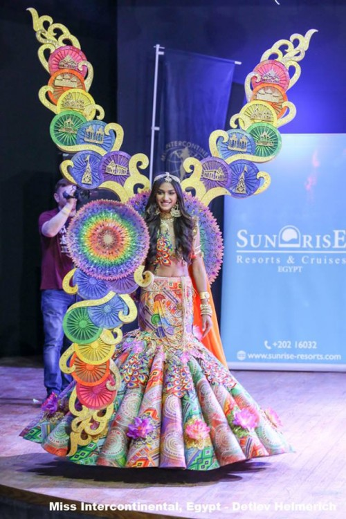 Nhan sắc nóng bỏng của tân Hoa hậu Liên lục địa có thật sự làm vòng eo 53 cm Tường Linh lu mờ? - Ảnh 6.