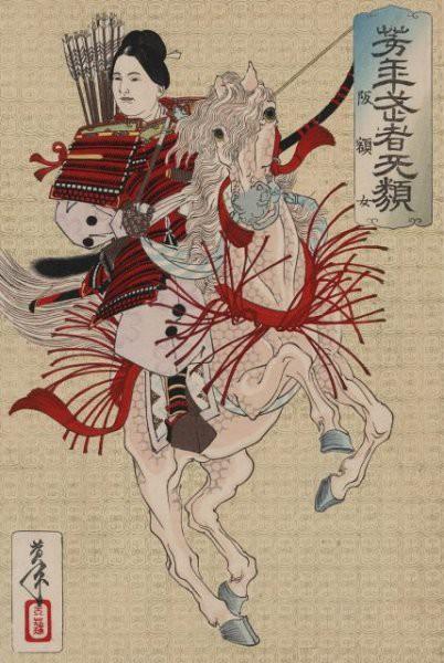 Onna bugeisha: Câu chuyện về nữ Samurai Nhật Bản, xung trận như nam giới, sẵn sàng quyên sinh để bảo vệ danh dự - Ảnh 6.