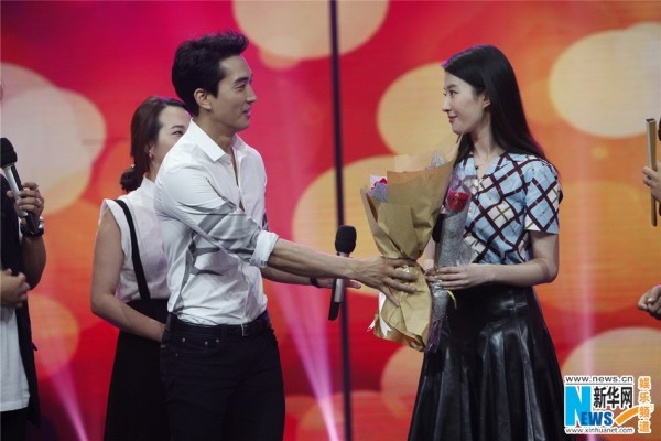3 năm hò hẹn, chuyện tình Song Seung Hun - Lưu Diệc Phi kết thúc buồn như phim Third Love - Ảnh 6.