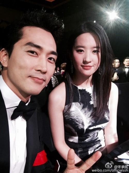 3 năm hò hẹn, chuyện tình Song Seung Hun - Lưu Diệc Phi kết thúc buồn như phim Third Love - Ảnh 7.