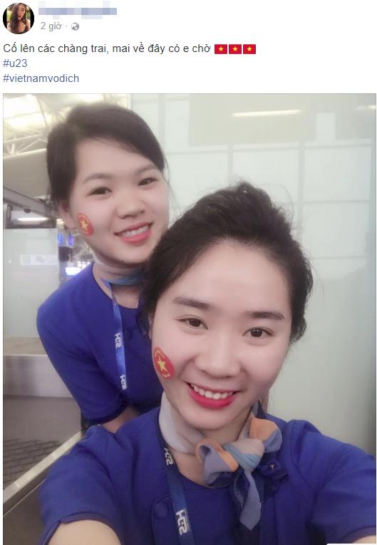 Sau trận chung kết U23 Châu Á, dân mạng Việt đăng trạng thái: Vất vả rồi, về đi các em! - Ảnh 8.