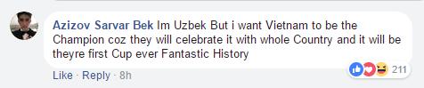 Clip độc quyền: Trai đẹp Uzbekistan với bình luận đáng yêu nhất MXH gửi lời chúc mừng chiến thắng tới các cầu thủ U23 Việt Nam - Ảnh 1.