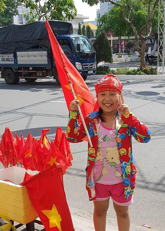 BOT Cần Thơ - Phụng Hiệp xả trạm để ủng hộ U23 Việt Nam - Ảnh 7.