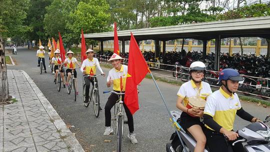 BOT Cần Thơ - Phụng Hiệp xả trạm để ủng hộ U23 Việt Nam - Ảnh 10.