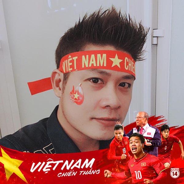 Sao Việt người bỏ show, người hào hứng sang Trung Quốc ủng hộ U23 Việt Nam - Ảnh 8.