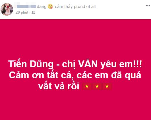Sau trận chung kết U23 Châu Á, dân mạng Việt đăng trạng thái: Vất vả rồi, về đi các em! - Ảnh 7.