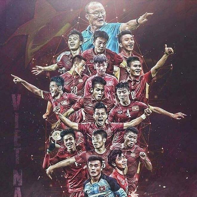 Ca sĩ nhóm nhạc đình đám Big Bang gửi lời chúc mừng đến đội tuyển U23 bằng tiếng Việt - Ảnh 5.