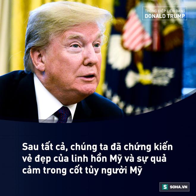 Toàn văn Thông điệp Liên bang đầu tiên trong nhiệm kỳ của tổng thống Mỹ Donald Trump - Ảnh 3.