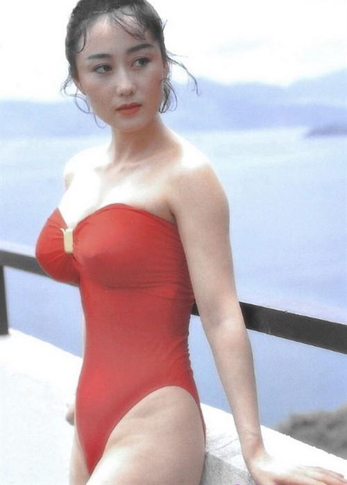 Nhan sắc của Hoa hậu châu Á đẹp nhất mọi thời đại khiến Lý Liên Kiệt ruồng bỏ vợ con - Ảnh 2.
