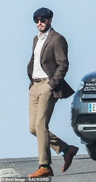 David Beckham là khách mời đặc biệt của sự kiện ra mắt xe VINFAST tại Pháp - Ảnh 4.