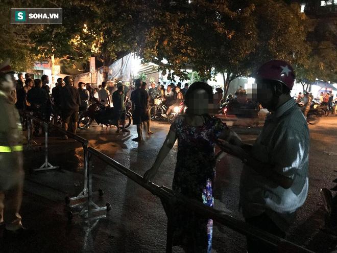 Cảnh sát dùng súng bắn tỉa vây bắt đối tượng cầm lựu đạn cố thủ trong nhà ở Nghệ An - Ảnh 6.