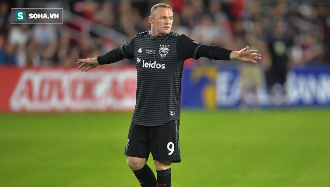 Lập cú đúp đẹp mắt, Rooney tặng thêm cái tát cho những kẻ buông lời độc địa - Ảnh 2.