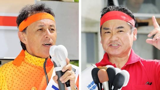 Chính quyền của ông Abe thất bại ở bầu cử Okinawa vì con trai quân nhân Mỹ - Ảnh 1.