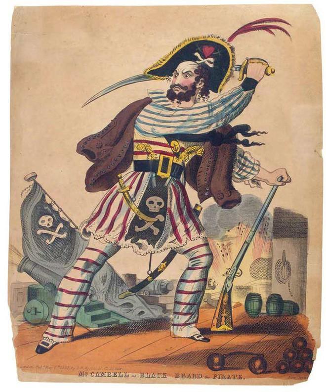 Tìm hiểu về Luật cướp biển - quy tắc vàng trong thế kỷ 17 - Ảnh 7.