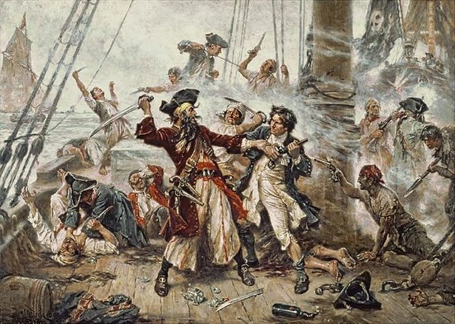 Tìm hiểu về Luật cướp biển - quy tắc vàng trong thế kỷ 17 - Ảnh 8.