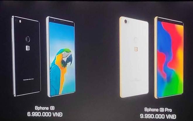 Bphone 3 và Bphone 3 Pro lộ diện trước giờ ra mắt, giá 6.99 và 9.99 triệu đồng - Ảnh 3.