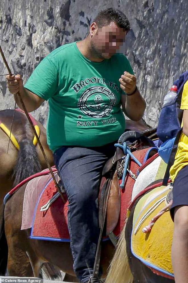 Hy Lạp cấm du khách béo cưỡi lừa vì sợ ảnh hưởng đến sức khỏe của chúng - Ảnh 3.
