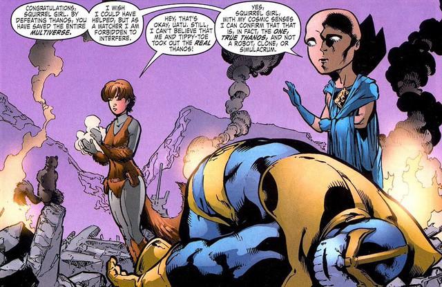 5 siêu anh hùng không thể xuất hiện trong Vũ trụ điện ảnh Marvel vì... quá mạnh - Ảnh 12.