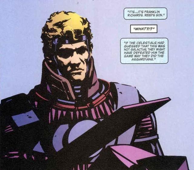 5 siêu anh hùng không thể xuất hiện trong Vũ trụ điện ảnh Marvel vì... quá mạnh - Ảnh 3.