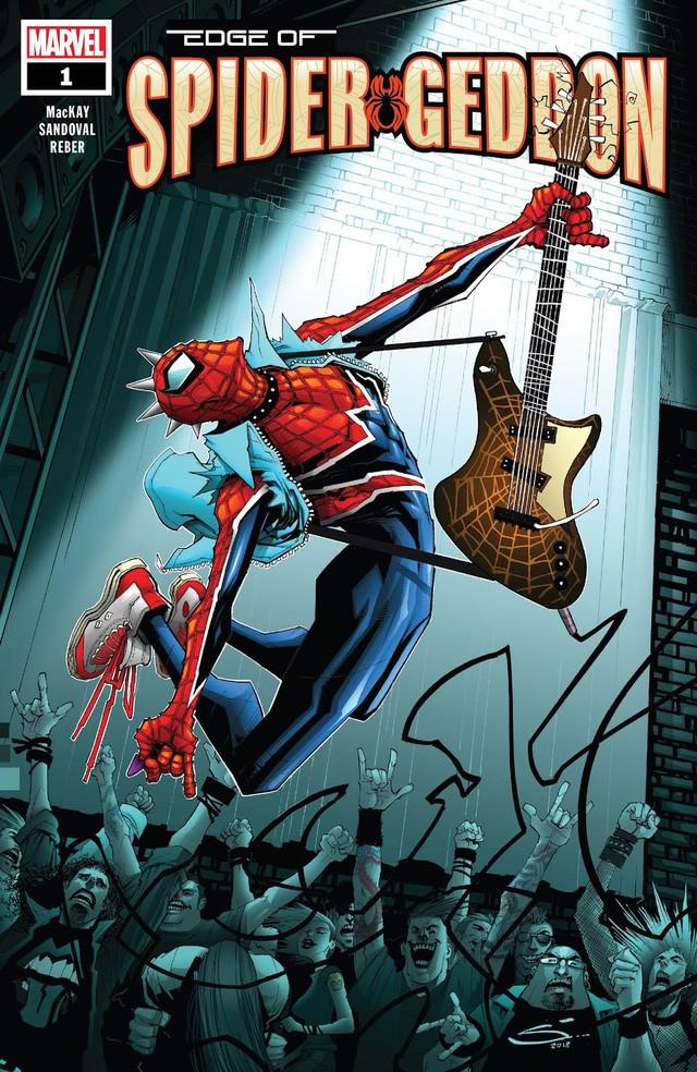 5 phiên bản Spider-Man cực mạnh sẽ xuất hiện trong thời gian tới: Nhân vật thứ 3 sẽ khiến bạn phải ngậm ngùi đấy - Ảnh 6.