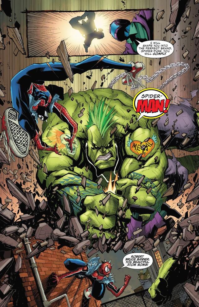 5 phiên bản Spider-Man cực mạnh sẽ xuất hiện trong thời gian tới: Nhân vật thứ 3 sẽ khiến bạn phải ngậm ngùi đấy - Ảnh 7.