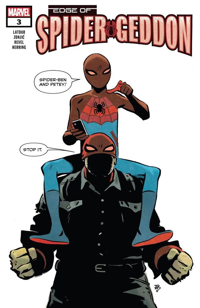 5 phiên bản Spider-Man cực mạnh sẽ xuất hiện trong thời gian tới: Nhân vật thứ 3 sẽ khiến bạn phải ngậm ngùi đấy - Ảnh 8.