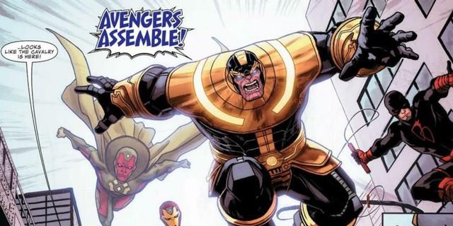 Giả thuyết: Thanos sẽ chung team với các siêu anh hùng và chống lại kẻ phản diện mới trong Avengers 4? - Ảnh 1.