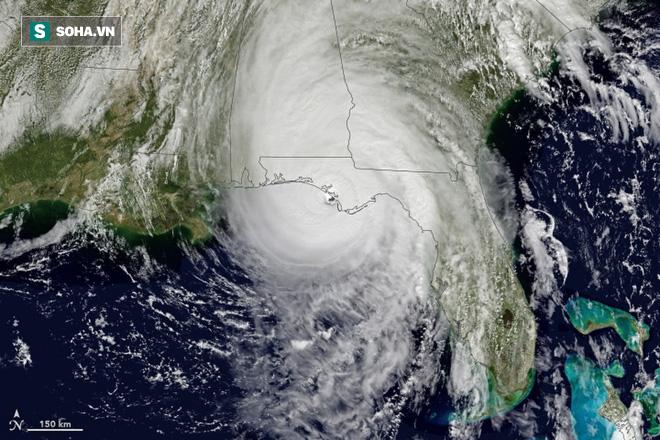 Bão Michael vừa đổ bộ vào Mỹ đáng sợ hơn cả siêu bão Katrina - Ảnh 1.