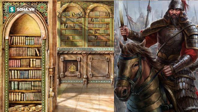Tiết lộ tội ác đáng sợ của hậu duệ Thành Cát Tư Hãn trong trận chiến ở thành Baghdad - Ảnh 3.