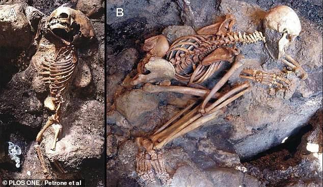 Nghiên cứu hé lộ tình tiết kinh dị tại thảm họa núi lửa kinh hoàng nhất lịch sử: Pompeii - Ảnh 3.