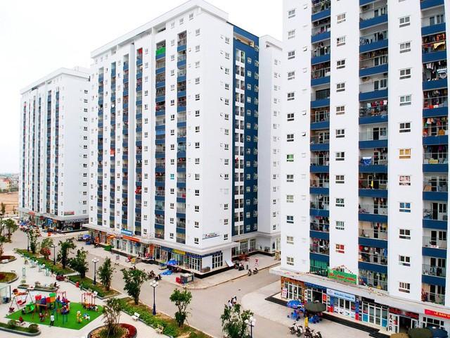 Cận cảnh căn hộ chung cư giá từ 500 triệu đồng của đại gia Lê Thanh Thản - Ảnh 2.