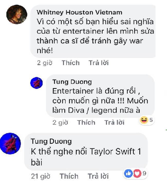 Tùng Dương gây sốc khi phát ngôn chỉ trích Taylor Swift khiến cộng đồng fan Việt sôi sục - Ảnh 6.