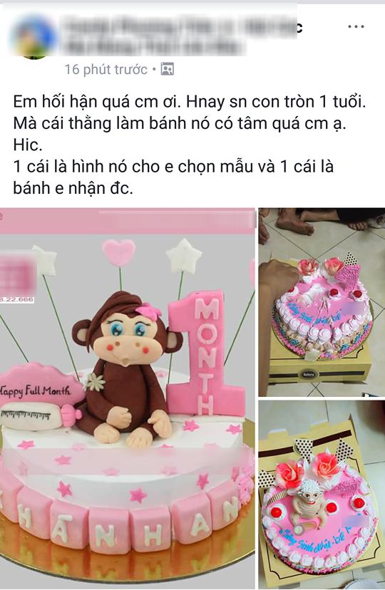 Đặt bánh sinh nhật hình gà con, mẹ trẻ tá hỏa khi nhận thành phẩm - Ảnh 6.
