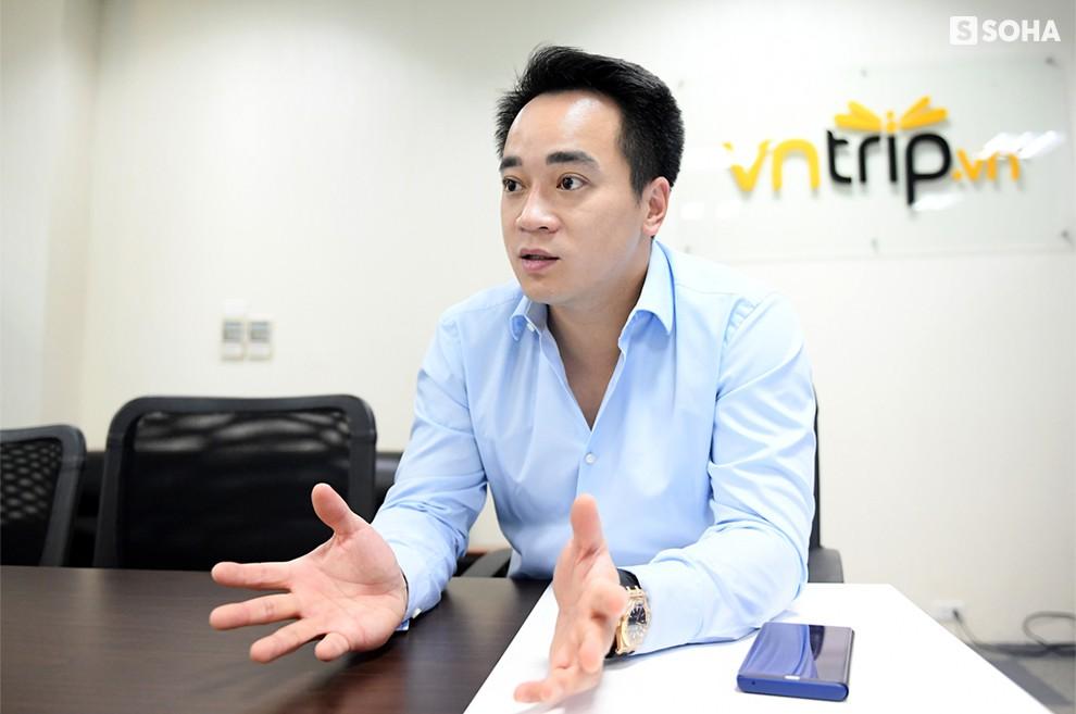 """CEO Vntrip.vn và câu chuyện """"sống trong sợ hãi"""" để biến start-up đầu tư 16 tỷ thành 1.000 tỷ - Ảnh 7."""