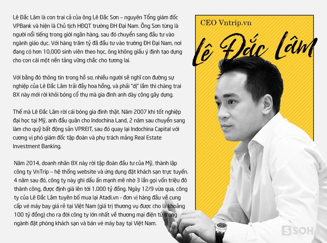 """CEO Vntrip.vn và câu chuyện """"sống trong sợ hãi"""" để biến start-up đầu tư 16 tỷ thành 1.000 tỷ - Ảnh 2."""