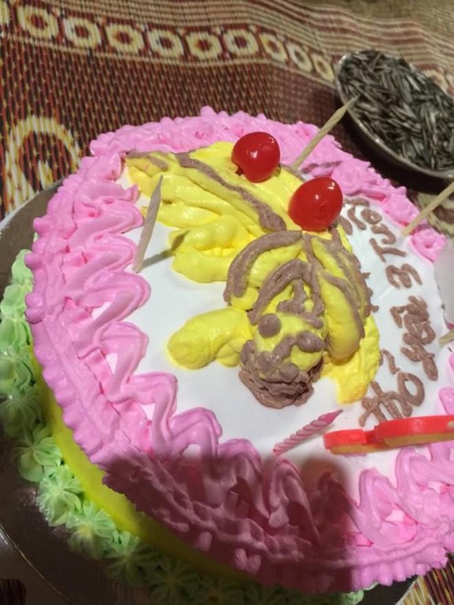 Đặt bánh sinh nhật hình gà con, mẹ trẻ tá hỏa khi nhận thành phẩm - Ảnh 9.