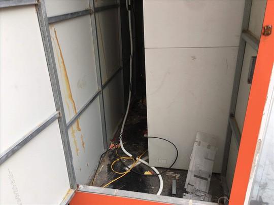 Vụ đặt mìn trụ ATM ở Quảng Ninh: Hé lộ chân dung nhóm gài mìn - Ảnh 1.