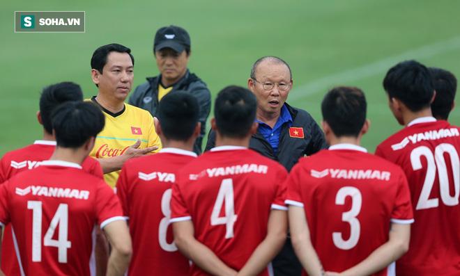 Được trút bầu tâm sự, HLV Park Hang-seo chia sẻ tình trạng báo động của ĐTVN - Ảnh 1.