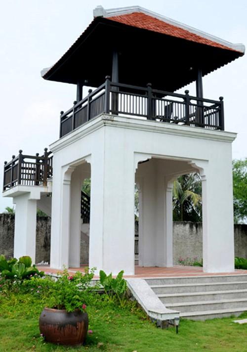 Cận cảnh căn biệt thự bè thế mới tậu của Hoa khôi Thu Hương và chồng đại gia - Ảnh 11.