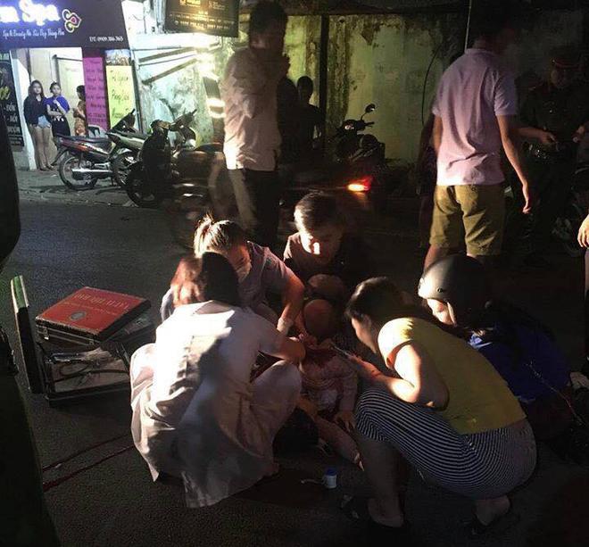 Vụ cô gái bị người yêu cũ đâm gục giữa phố Hà Nội: Nhẫn tâm đâm nhiều nhát vào nạn nhân - Ảnh 2.