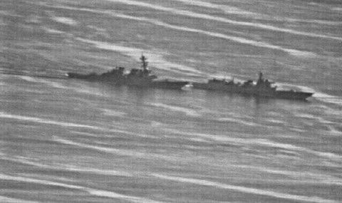 Căng thẳng ở Biển Đông còn nguy hiểm hơn cả chiến tranh thương mại Mỹ - TQ? - Ảnh 2.