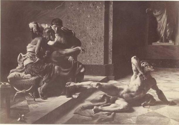 Miếng ăn tẩm đầy độc dược và số phận của những người nếm thức ăn thời cổ đại - Ảnh 2.