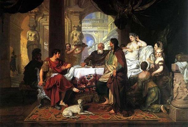 Miếng ăn tẩm đầy độc dược và số phận của những người nếm thức ăn thời cổ đại - Ảnh 3.