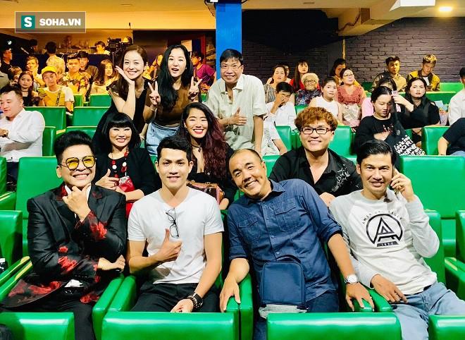 Việt Hương, Thanh Bạch, Đại Nghĩa hội tụ tại sân khấu Minh Nhí - Ảnh 1.