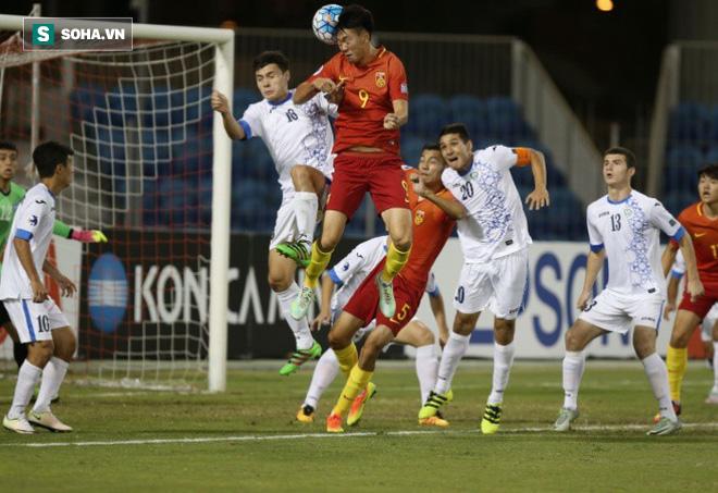 U19 Việt Nam hãy cẩn thận với Jordan - Ảnh 1.