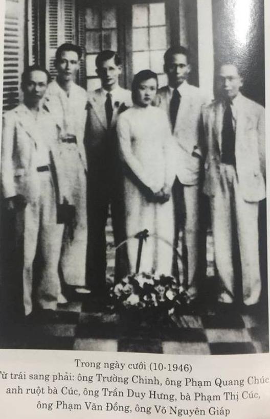 Cố Thủ tướng Phạm Văn Đồng trọn đời chăm sóc người vợ bị bệnh - Ảnh 1.
